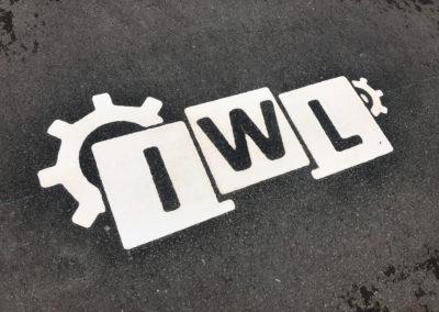 Parklpatzmarkierungen